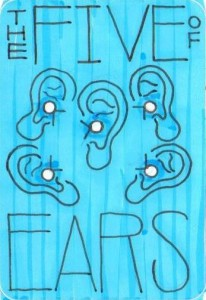 The Five of Ears