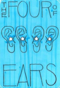 The Four of Ears