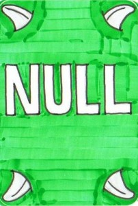 The Null of Tongue