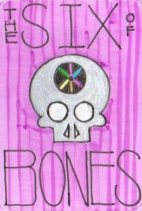 The Six of Bones