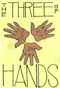 The Three of Hands