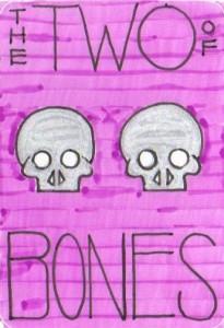 The Two of Bones
