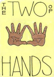 The Two of Hands